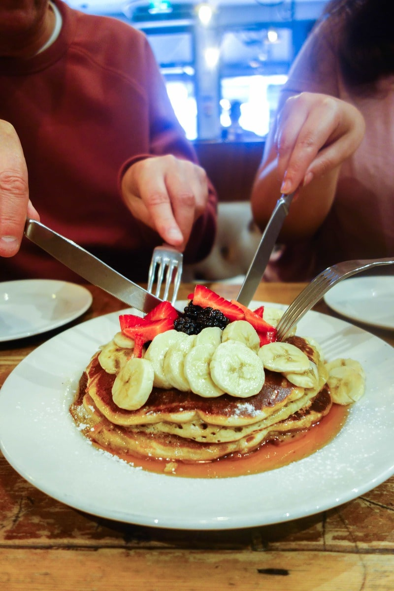 Balans - Where To Eat London's Most Delicious Pancakes