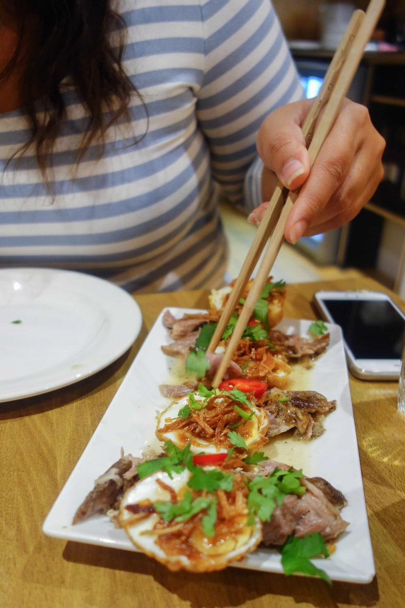 Banh Banh, Peckham - A Year of The London Food Social: A monthly meet up of people who love food and want to meet others that do too.