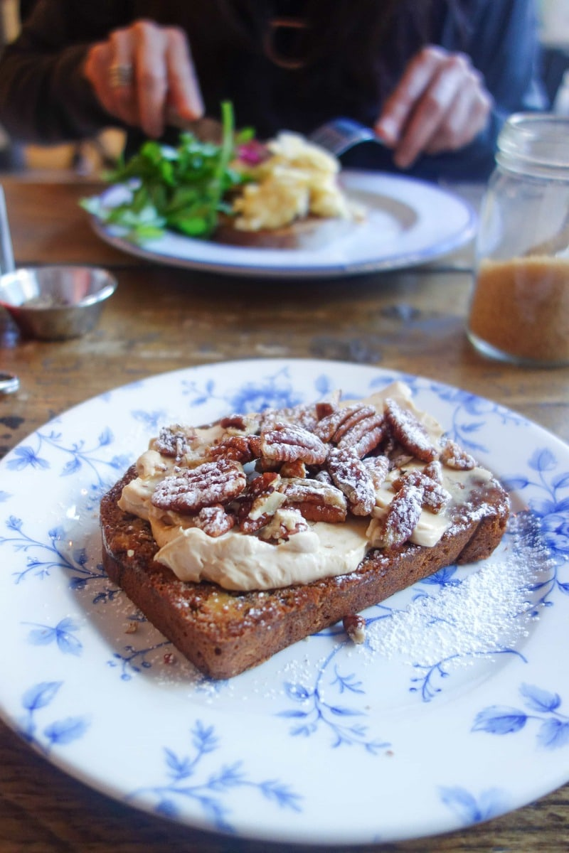 Half Cup Banana Bread : 10 Pimped Up Banana Breads You Must Eat in London
