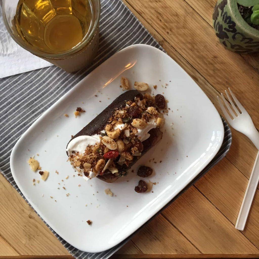 Farmstead Covent Garden Banana bread : 10 Pimped Up Banana Breads You Must Eat in London
