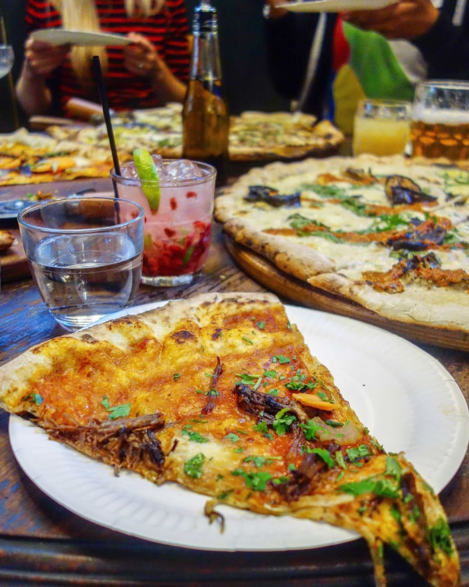 Pizza, Homeslice: September's London Food Finds - Picks from London's Best Restaurants