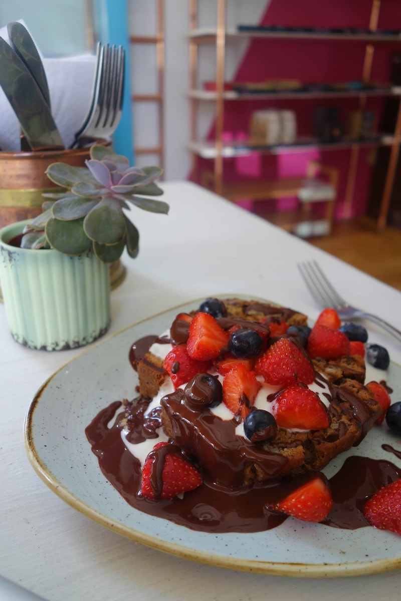Jaz and Jul's - London's Best Breakfasts & Brunch: North London