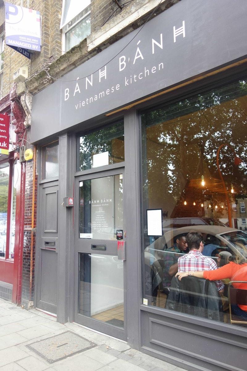 BANH BANH Vietnamese