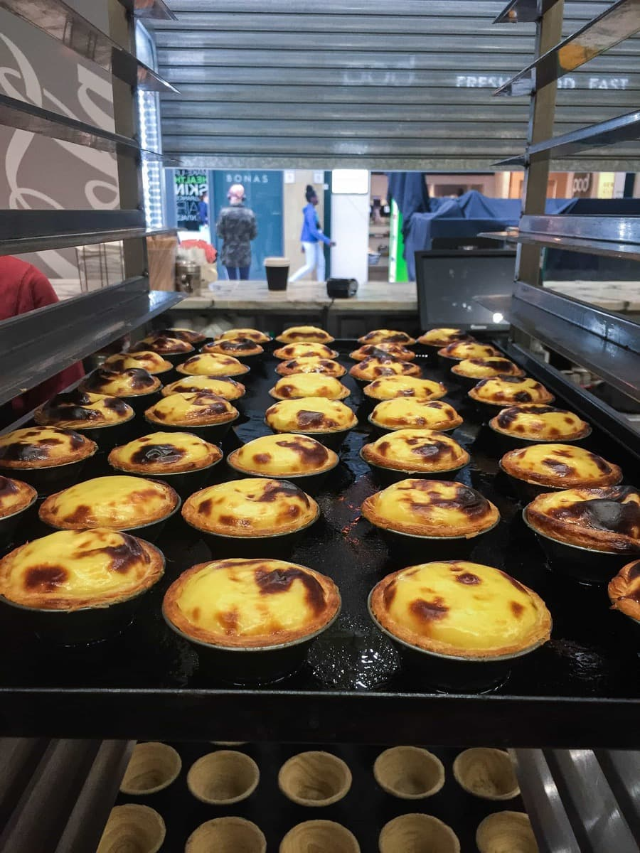 Cafe de Nata, London