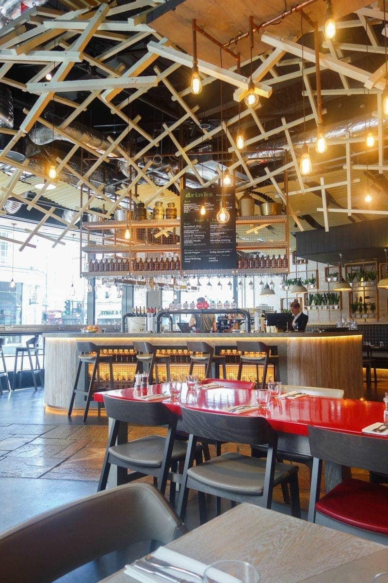 Duck and Waffle, Piccadilly - Londons Best Date Night Restaurants