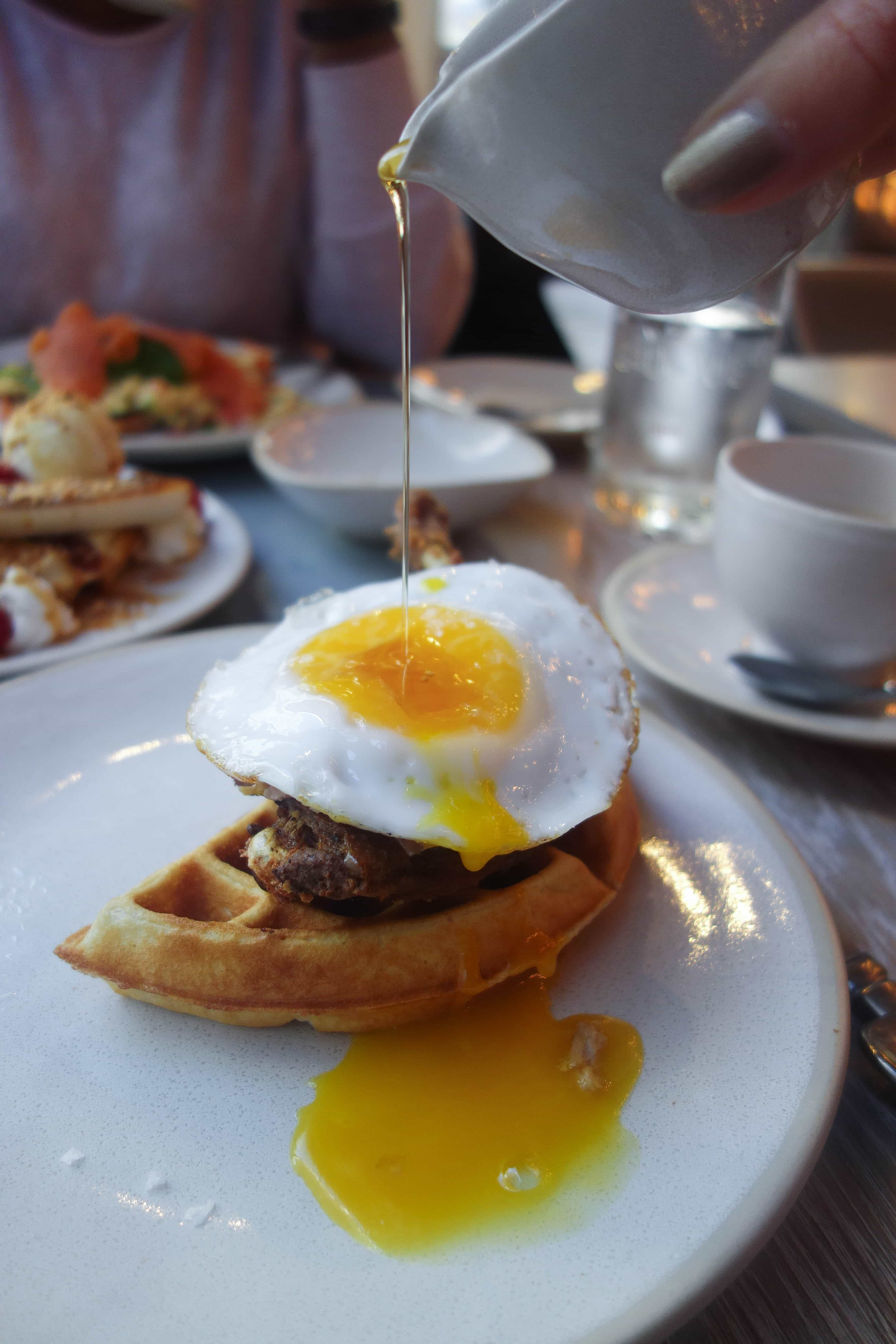 Duck & Waffle Local - 3 Brunch Places Youll Love In London