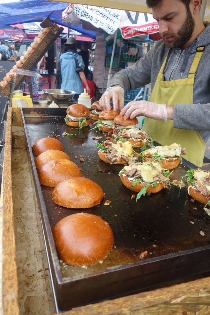 Go to a market: 18 Must Know Foodie Tips For Anyone Visiting London
