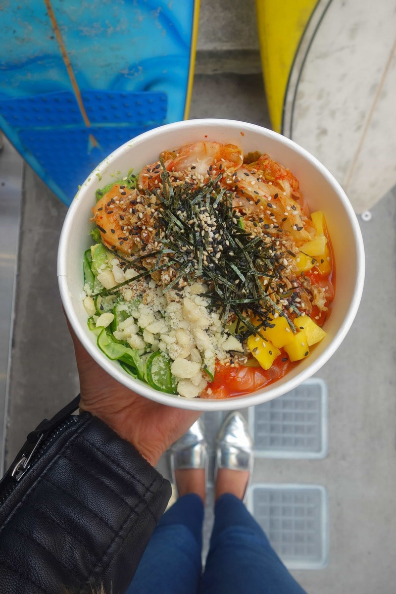 Poke Bowl, Honi Poke : November's London Food Finds - Picks from London's Best Restaurants
