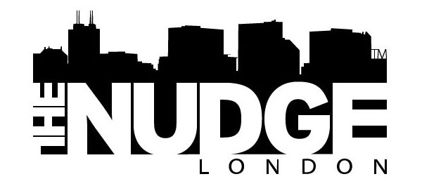 Top Tips For Dining Out In London (Photo of The Nudge logo)