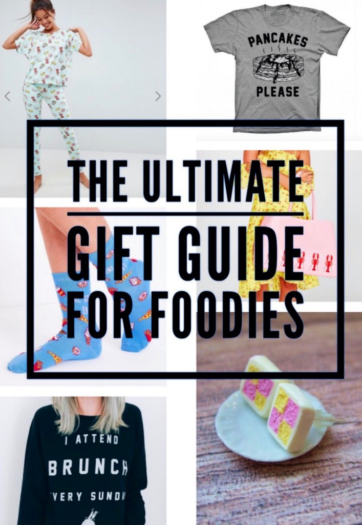 The Ultimate Gift Guide For Food Lovers