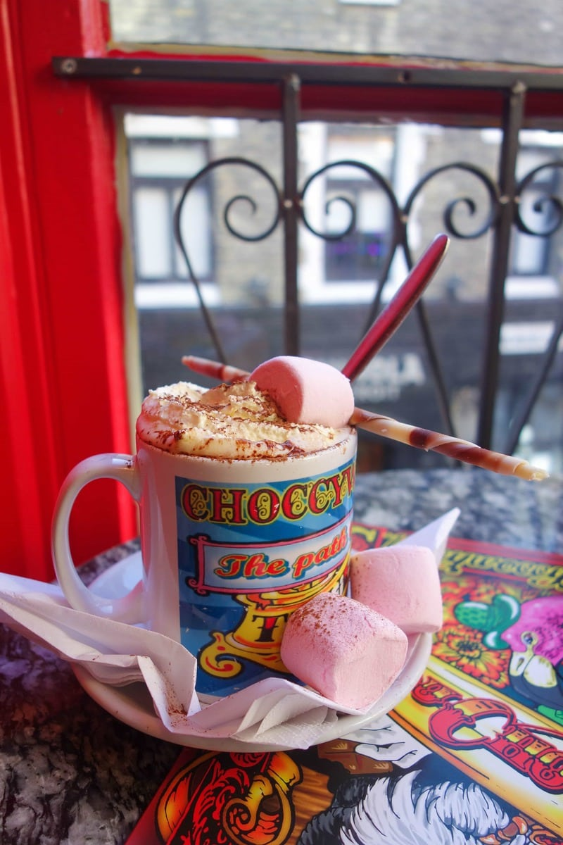 Chocywocydodah Hot Chocolate, Chocywocydodah : 7 Hot Chocolates You Must Drink In London