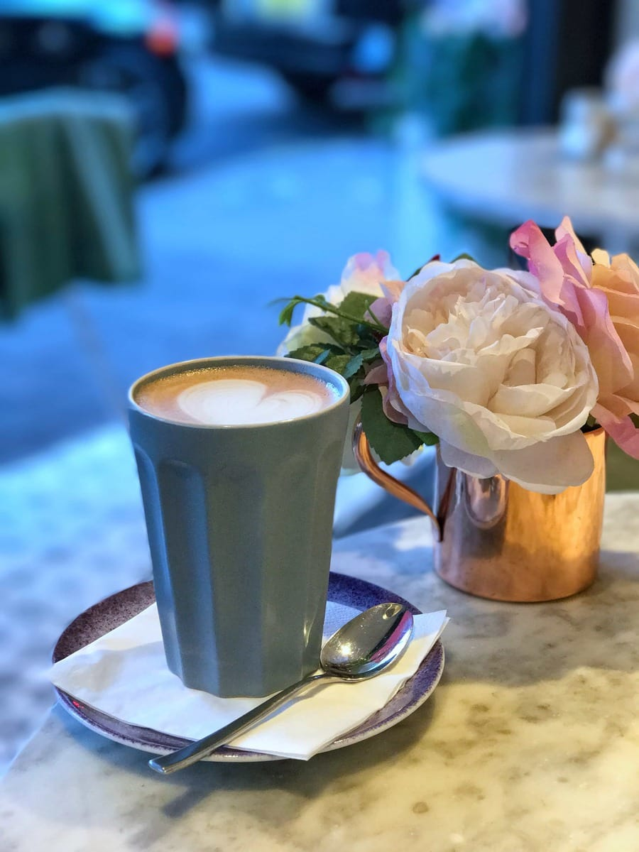Praline Hot Chocolate, Elan Cafe : Where To Drink London's Most Decadent Hot Chocolates