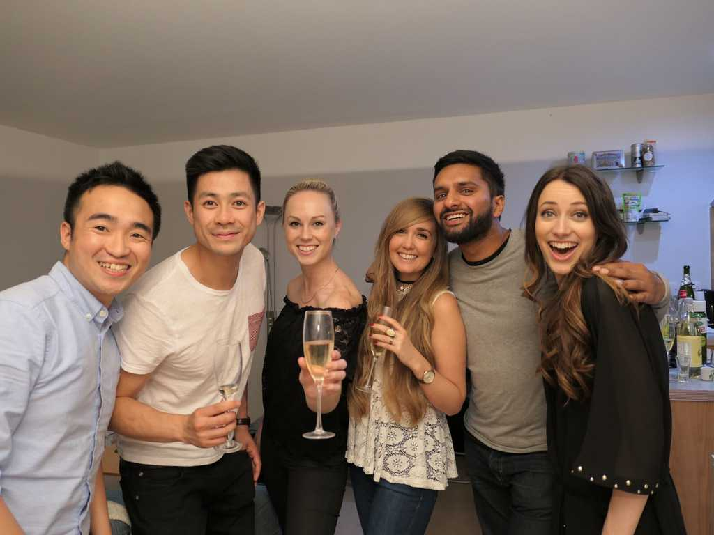 Making life-long friends - NOTSOBASICLONDON's Best Bits of 2017.