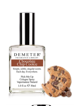 Demeter Chocolate Chip Cookie Fragrance - The Ultimate Gift Guide for Food Lovers