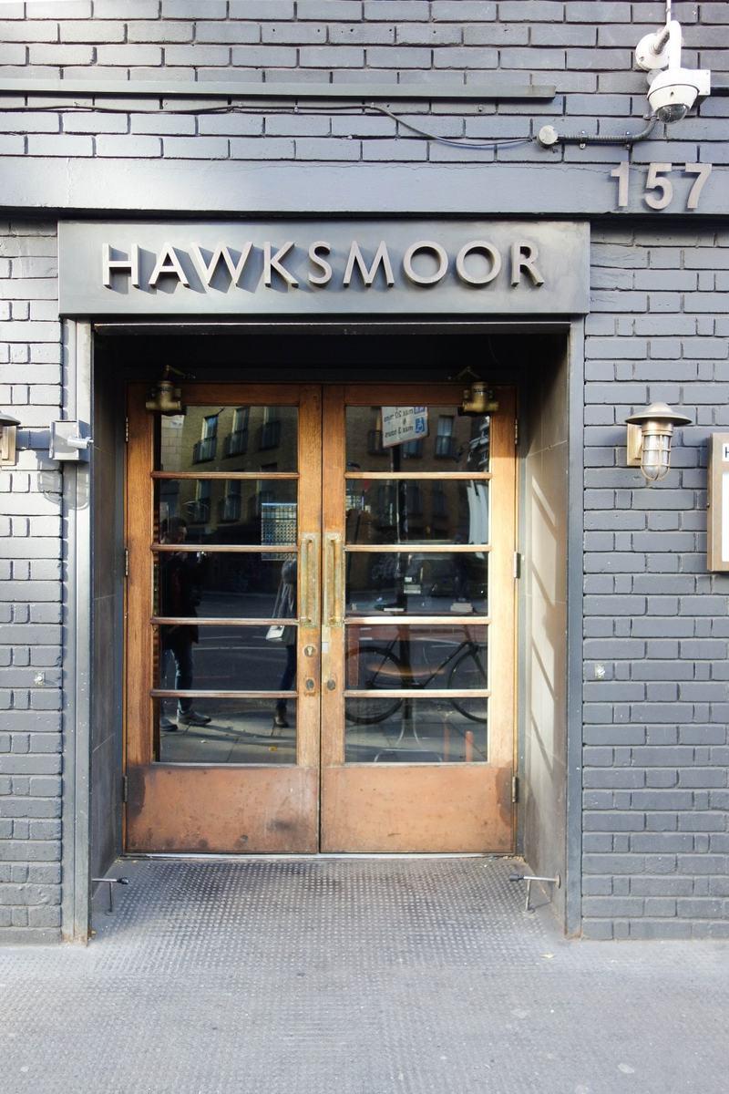 Hawkmoor, Various Locations - Londons Best Date Night Restaurants