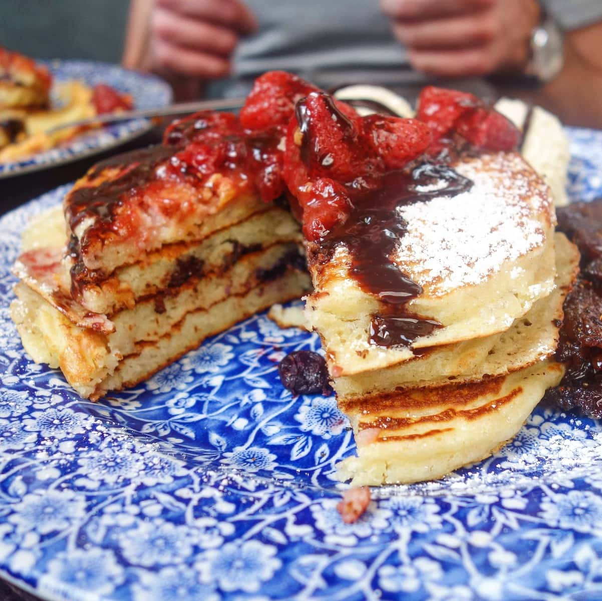 Sugar rush pancakes, Boondocks - Where To Eat London's Most Delicious Pancakes