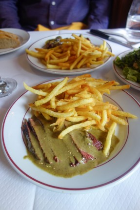 Le Relais de Venise L'Entrecote - Where To Eat in London For A Special Occasion