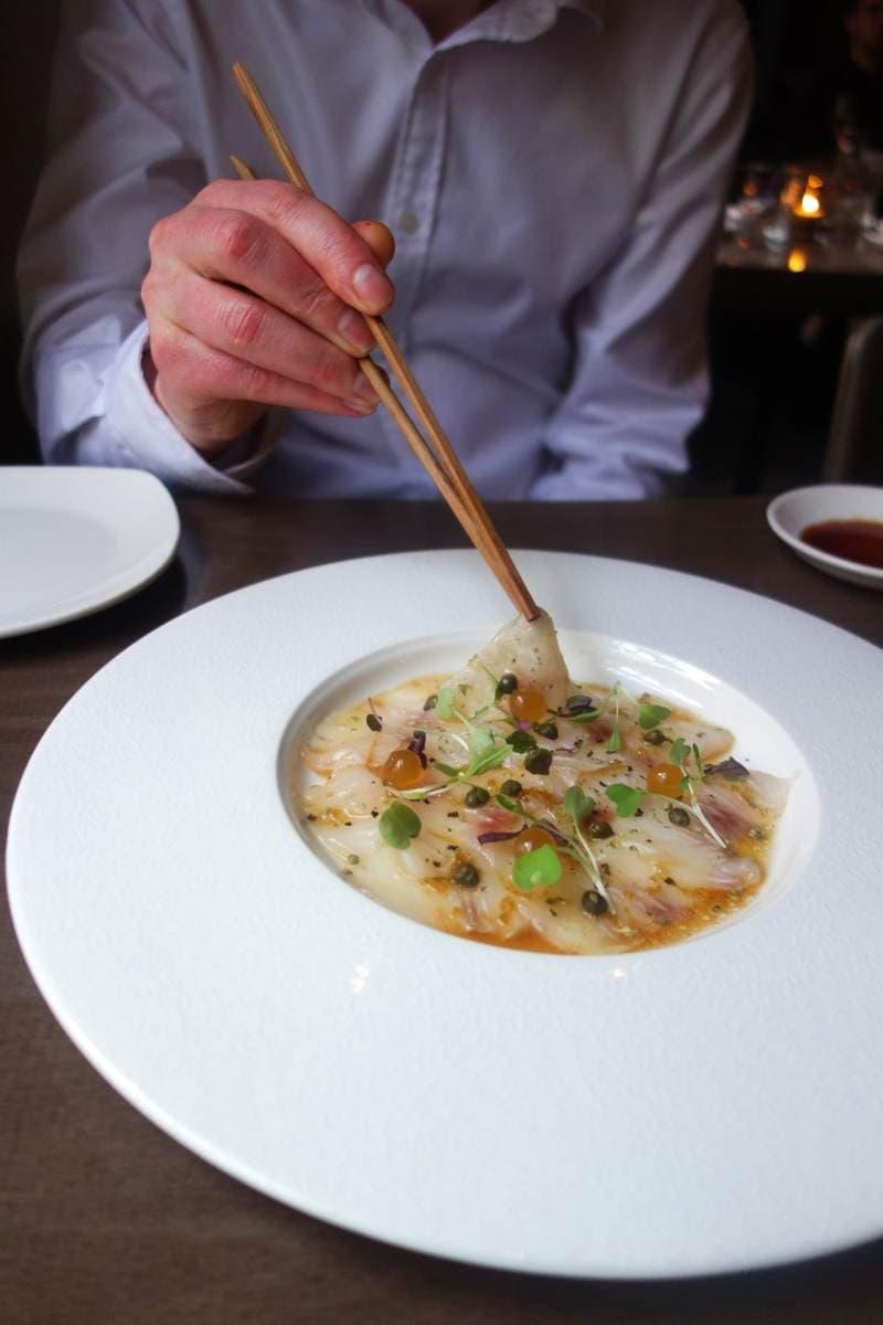 Oliver Maki, Soho - Londons Best Date Night Restaurants