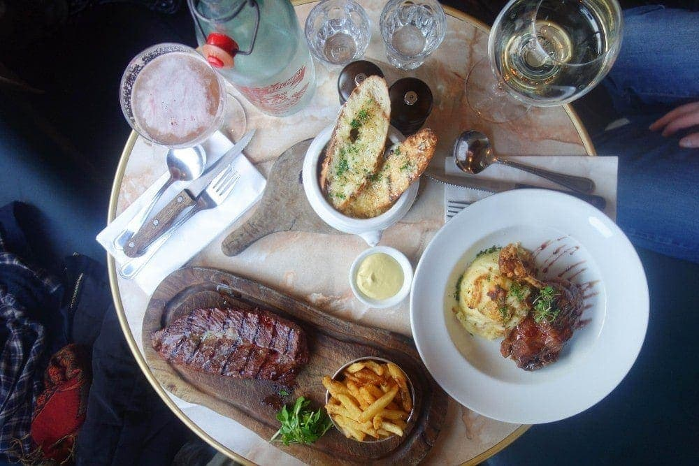 Patron, Kentish Town - Londons Best Date Night Restaurants