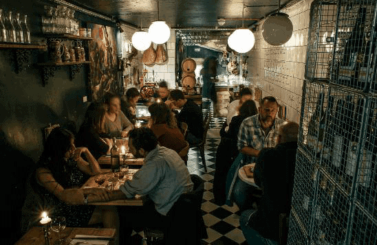 The Frenchie Bistro, Elephant and Castle - Londons Best Date Night Restaurants