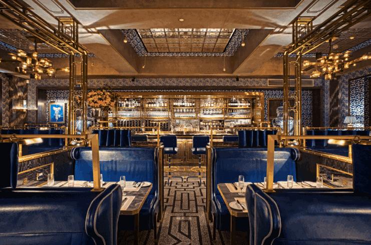 Bob Bob Ricard - Londons Best Date Night Restaurants
