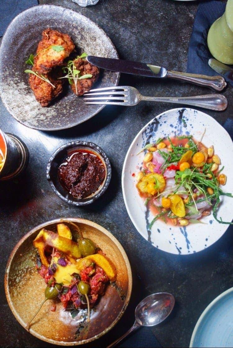 Pachamama - Londons Best Date Night Restaurants