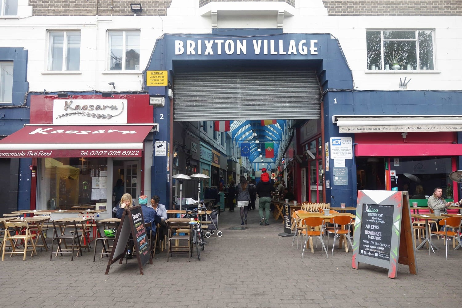 A Guide To Brixton Village