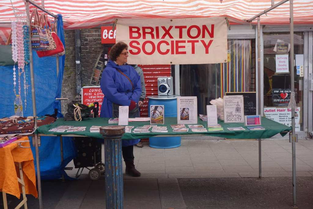 Brixton Heritage Society: A Guide To Brixton Village