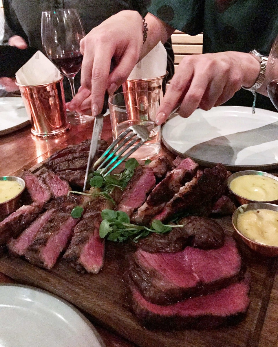 Steak, Box Car: March's London Food Finds 2018
