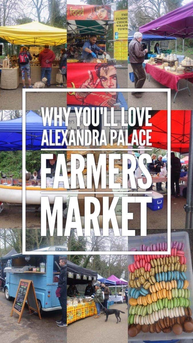 Why You'll Love London's Alexandra Palace Farmers Market