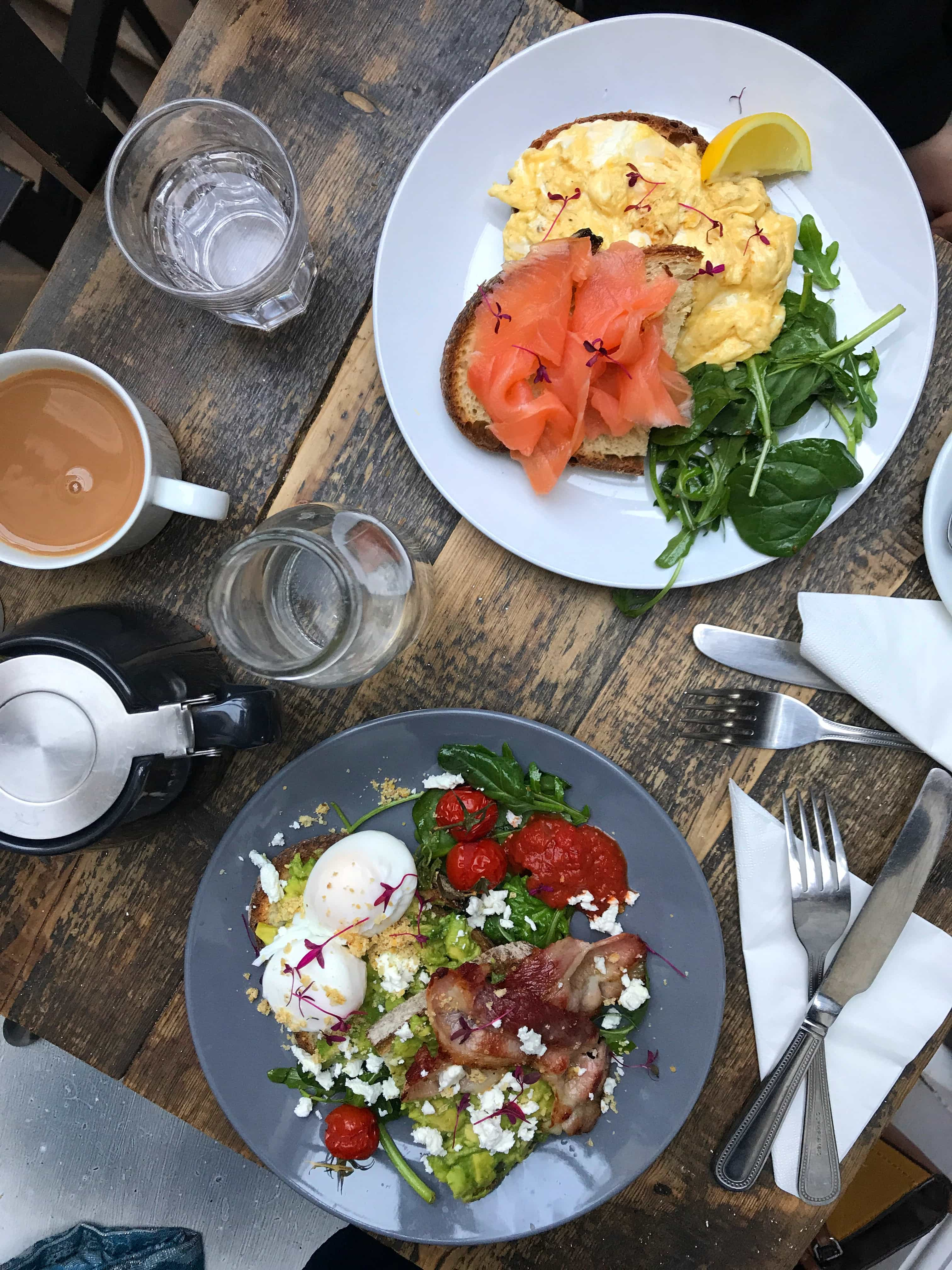 #365LDNCafes - 365 London Cafes in 365 Days By Alexandra Kalinowski