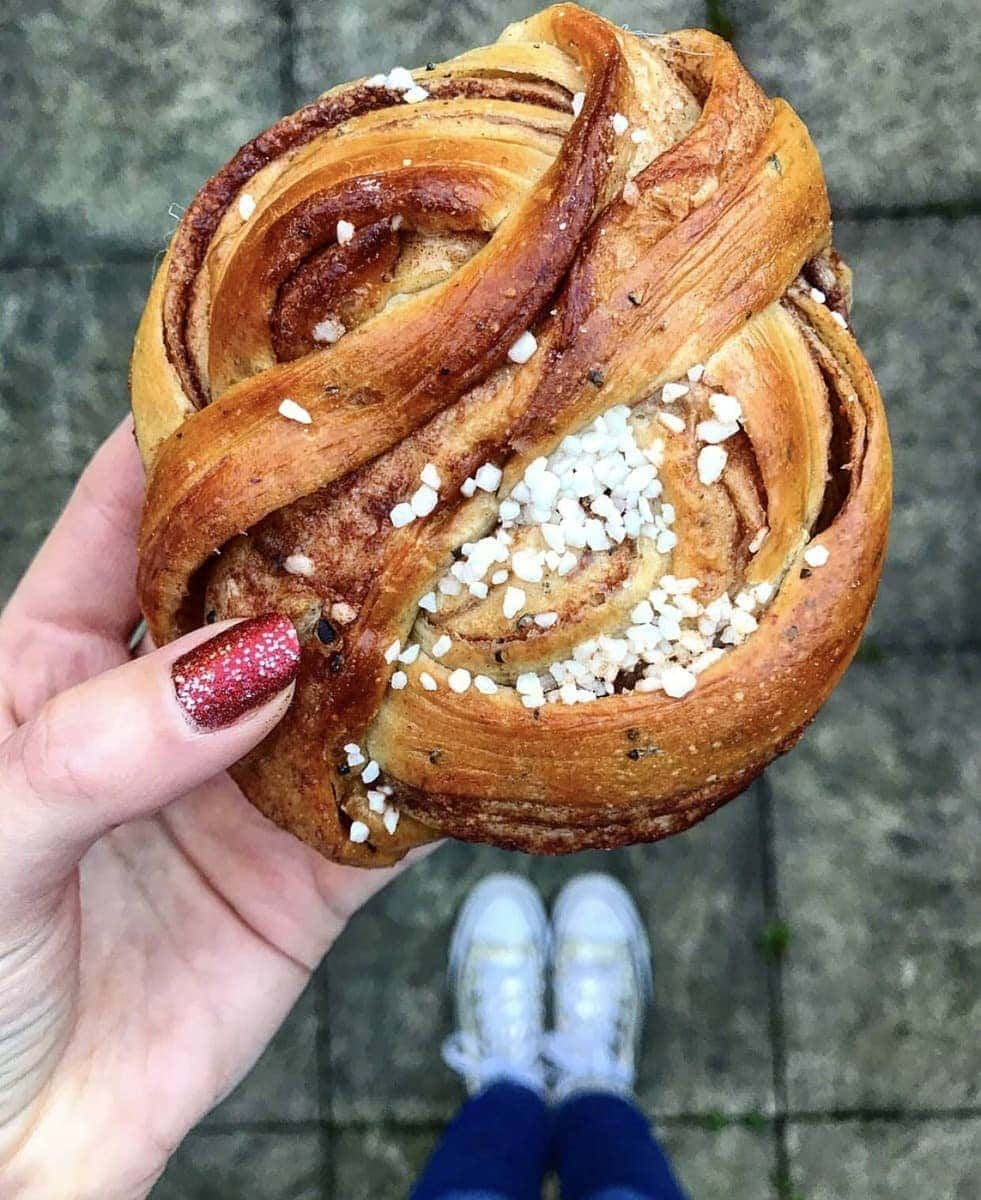 Fabrique, Various Locations : Where to Eat London's Tastiest Cinnamon Buns