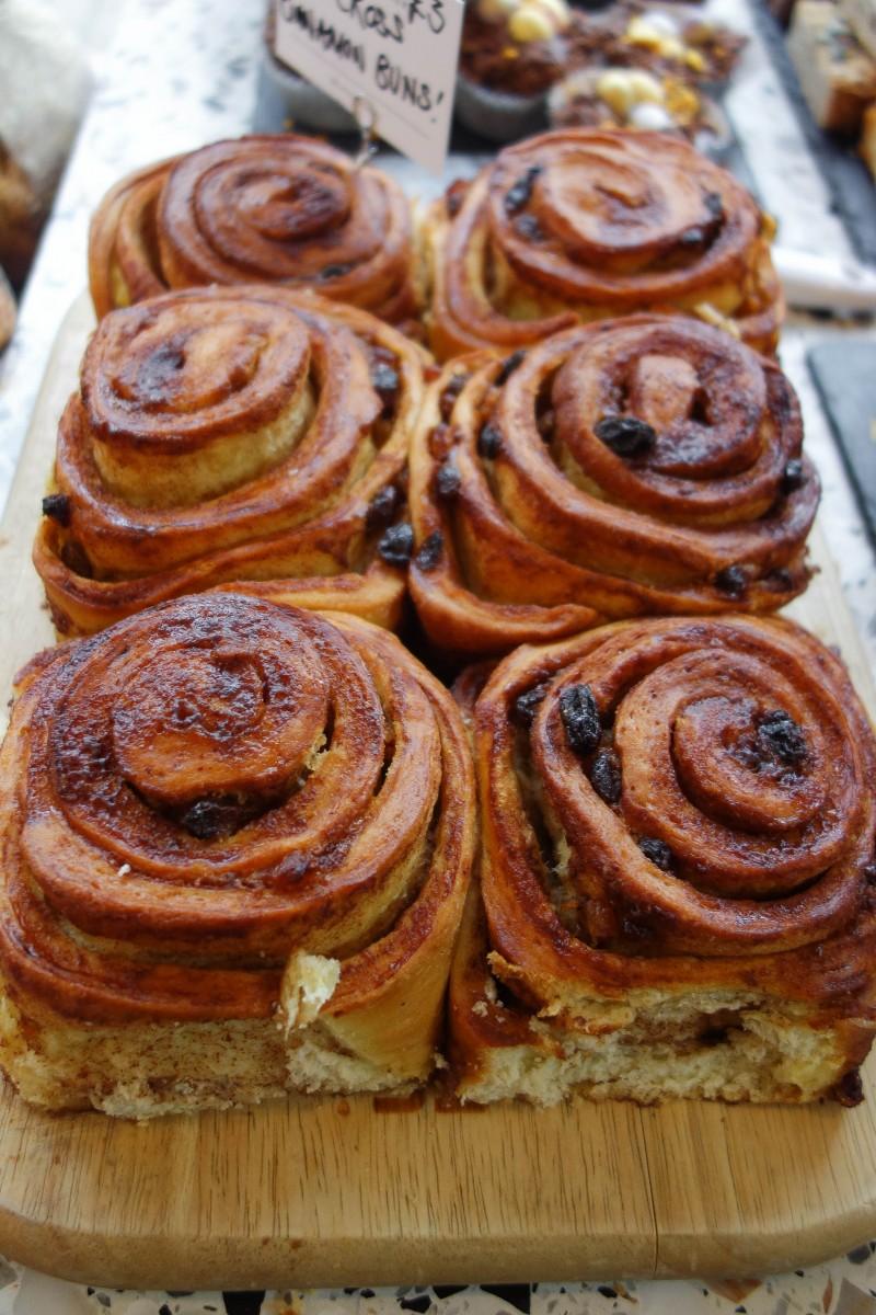 Inspiring Women On The London Food Scene - Alice Boyle, Luminary Bakery.