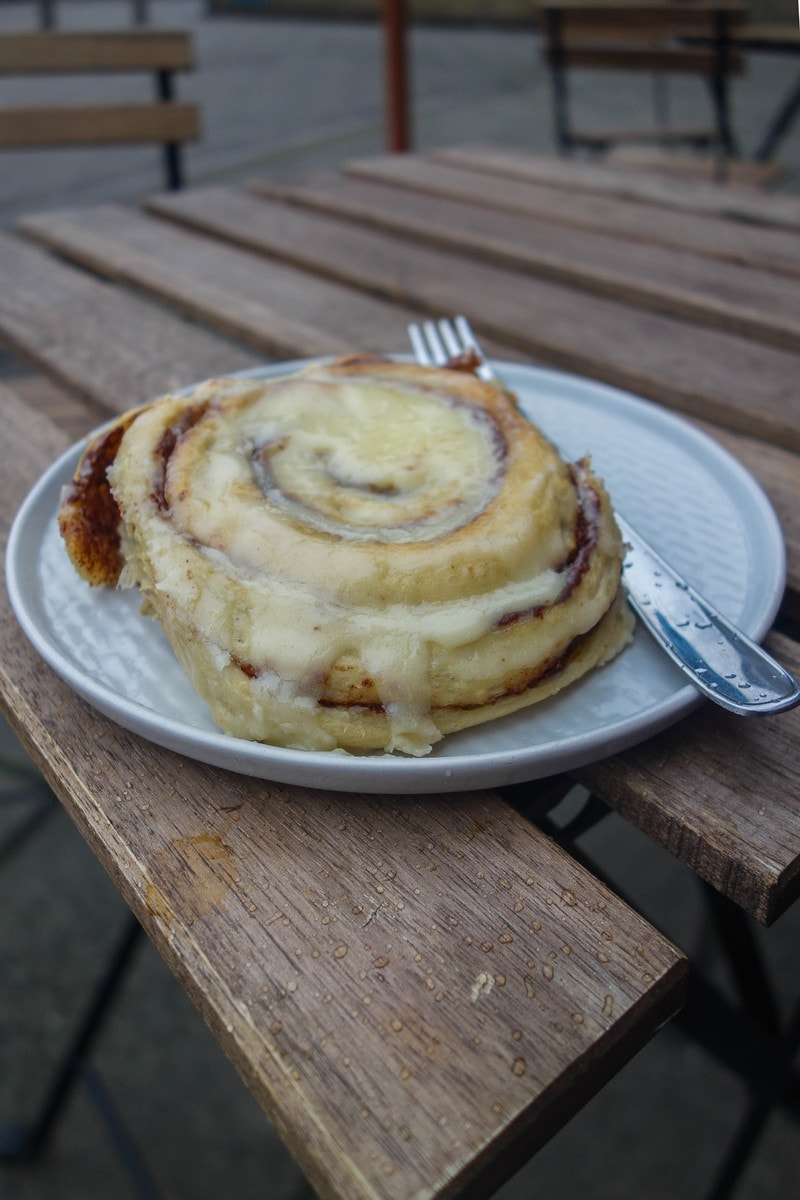 Mughead Coffee - Where to Eat London's Tastiest Cinnamon Buns