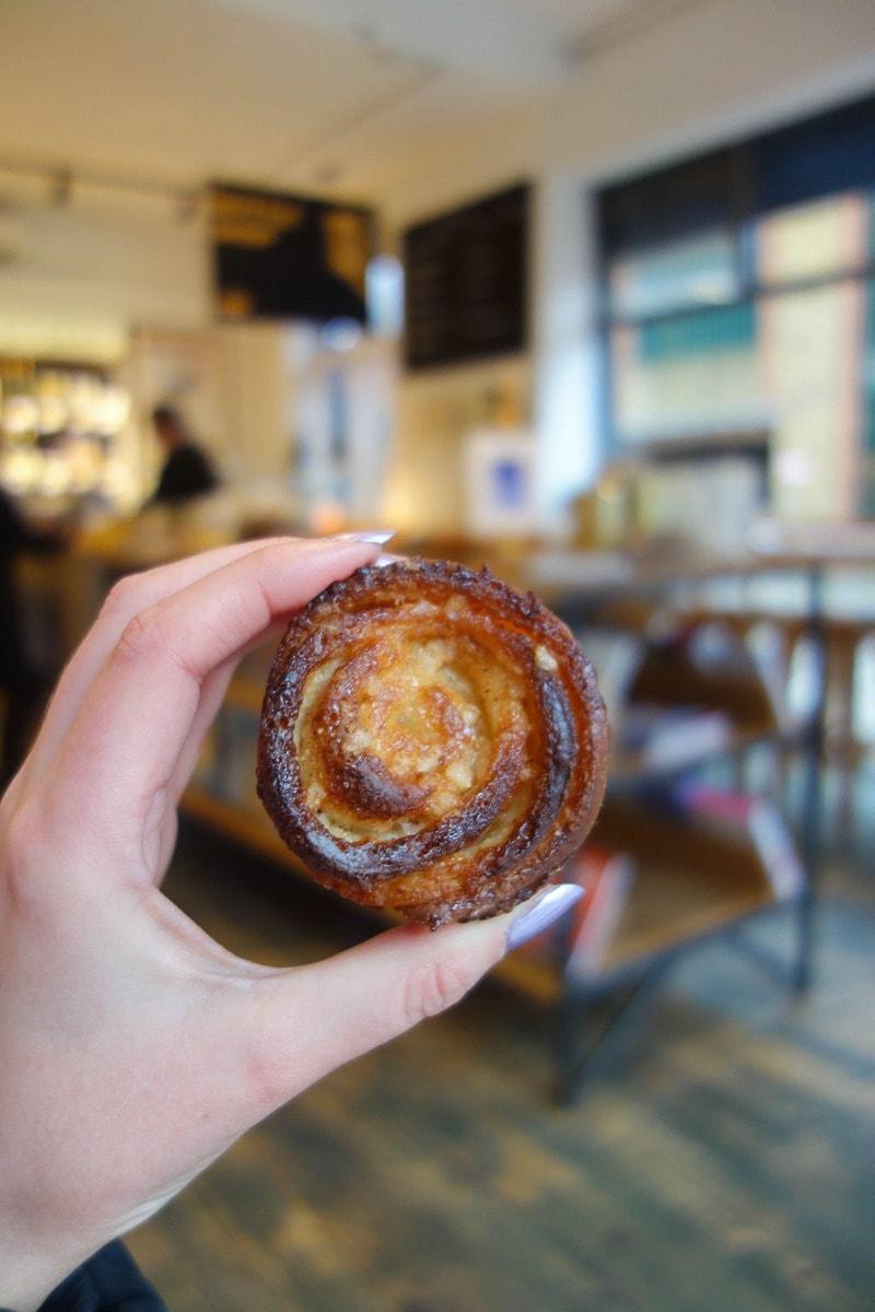 Quality Chop House, Farringdon : Where to Eat London's Tastiest Cinnamon Buns
