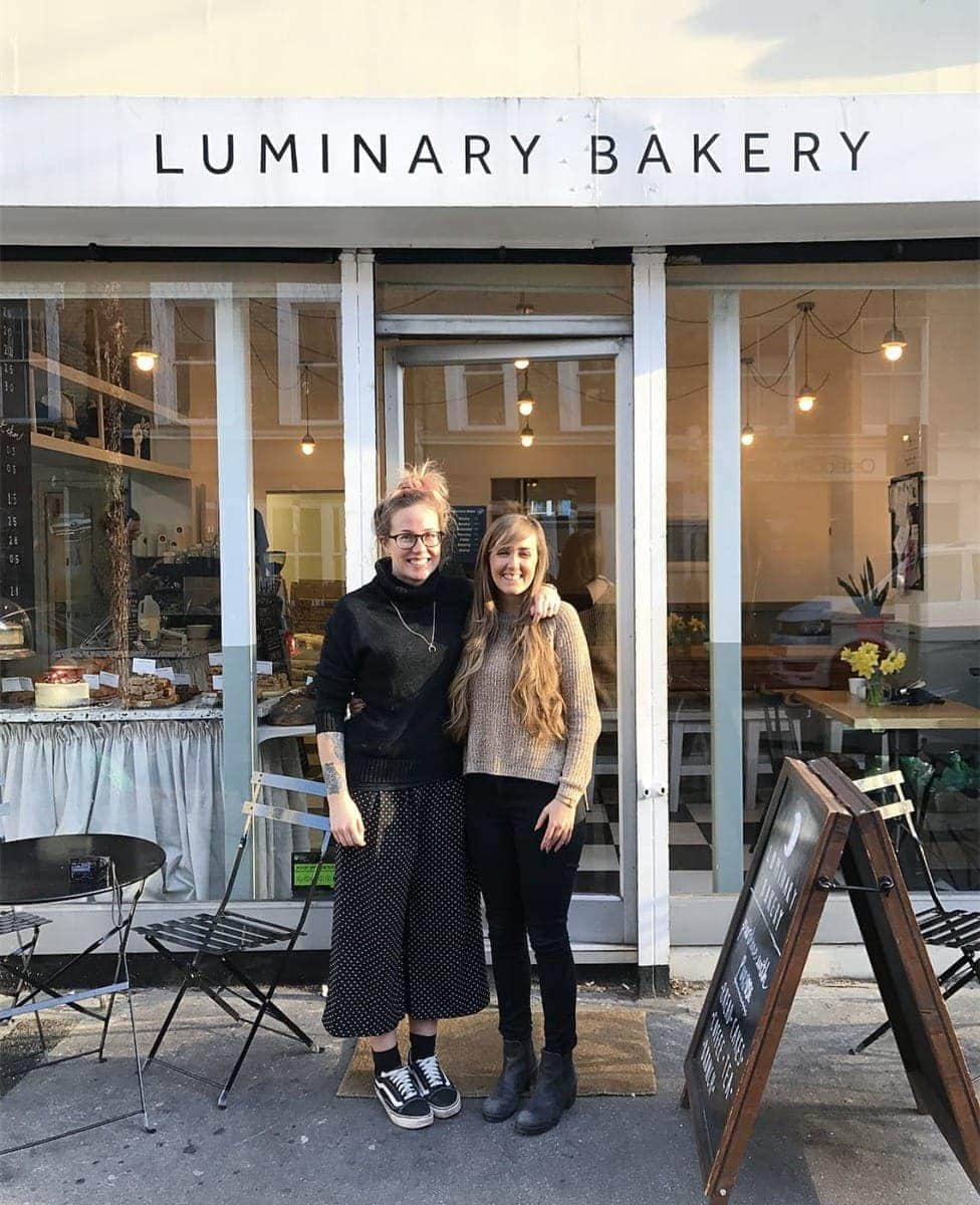 Inspiring Women On The London Food Scene – Alice Boyle, Luminary Bakery.