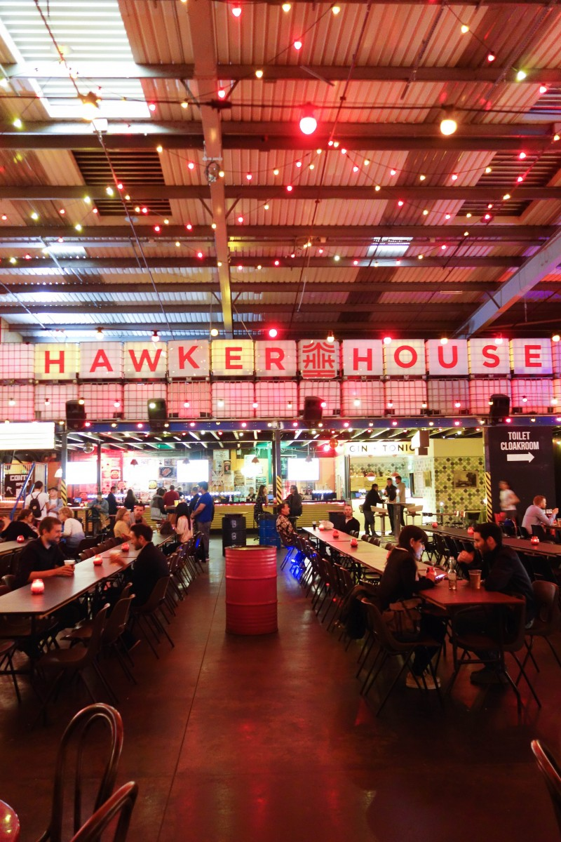 Hawker House, Street Feast, Canada Water