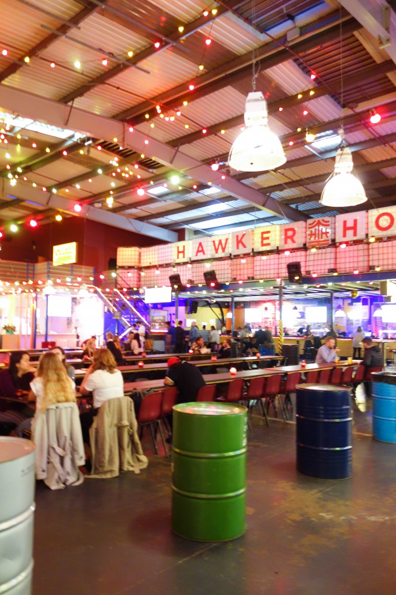 Mother Clucker: Hawker House, Street Feast, Canada Water