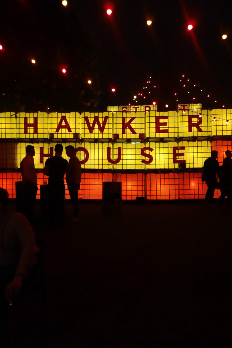 Hawker House, Street Feast, Canada Water
