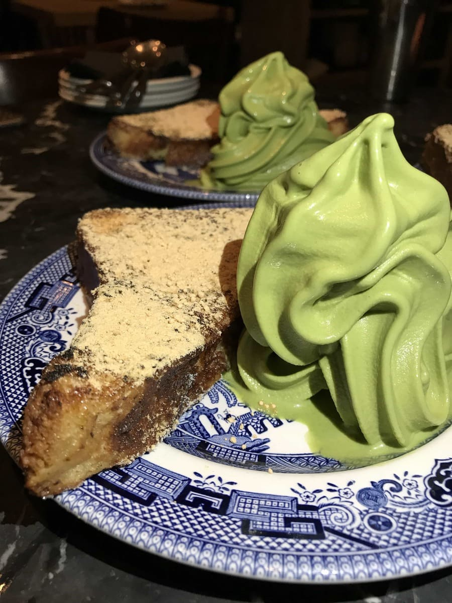 Shakfuyu : Late Night Dessert Spots in London