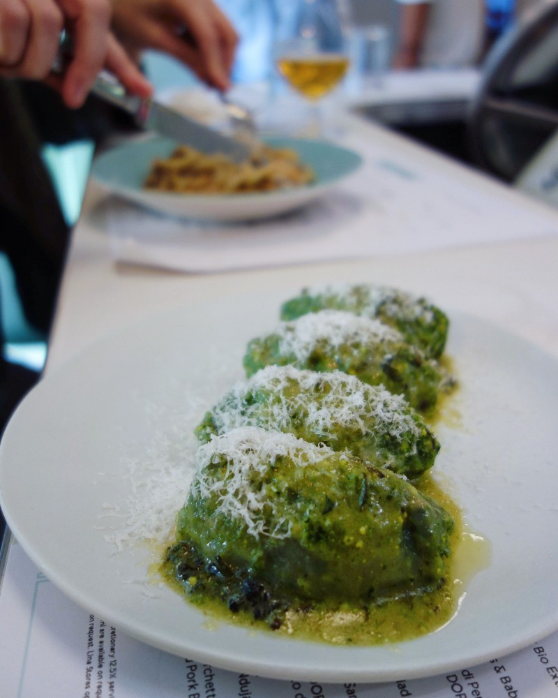 Pasta, Lina Stores - May's London Food Finds