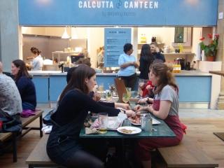 Calcutta Canteen: Market Halls, London