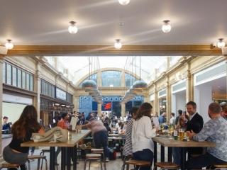 Market Halls, London