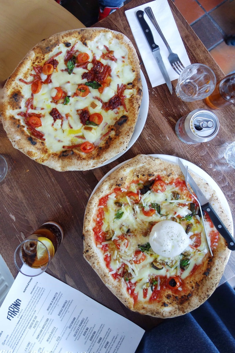 Pizza, Farina: June's London Food Finds 2018 - Pick's From London's Best Restaurants