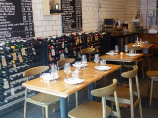 Small Plates and Wine, Linden Stores - July's London Food Finds: Picks From London's Best Restaurants