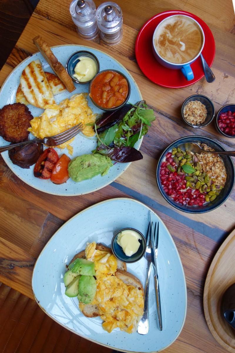 Breakfast, Mill and Brew: Julys London Food Finds 2018