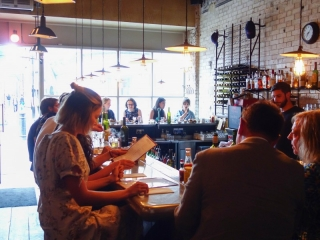 Small Plates, Spuntino - July's London Food Finds: Picks From London's Best Restaurants