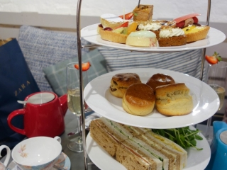 Whittards Afternoon Tea - July's London Food Finds: Picks From London's Best Restaurants