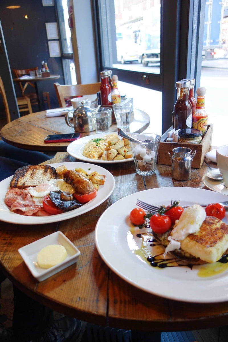 Balans - London's Best Breakfasts & Brunch: Central London