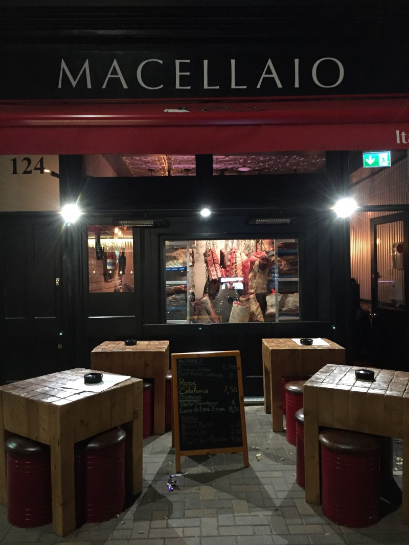 Macellaio - Where To Eat in London For A Special Occasion